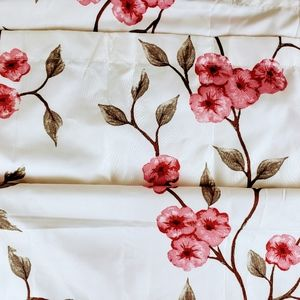 Floral Standard Shower Curtain